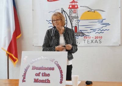 Business of Month with Sally