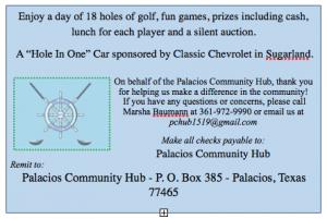 Humbore Golf Tournament Application image