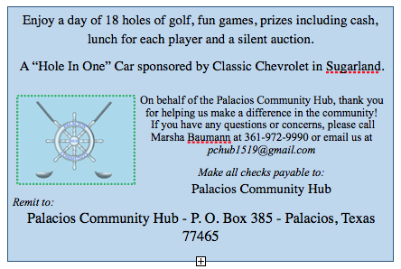 Humbore Golf Tournament Application image
